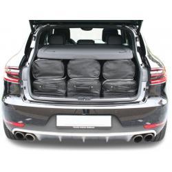 CAR-BAGS Reistassenset Porsche Macan (Vanaf 2014)