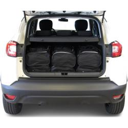 CAR-BAGS Reistassenset Renault Captur (Vanaf 2013)