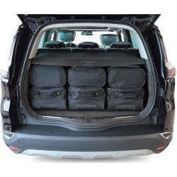 CAR-BAGS Reistassenset Renault Espace (Vanaf 2015)