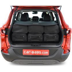 CAR-BAGS Reistassenset Renault Kadjar (Vanaf 2015)