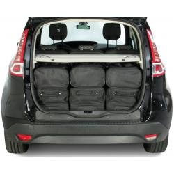 CAR-BAGS Reistassenset Renault Scénic (2009 - 2016)