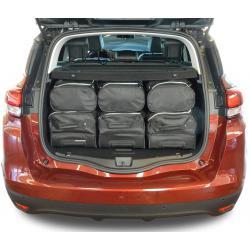 CAR-BAGS Reistassenset Renault Scénic (Vanaf 2016)