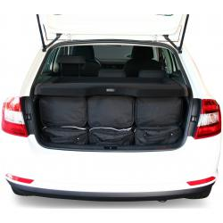 CAR-BAGS Reistassenset Skoda Rapid Spaceback (Vanaf 2013)