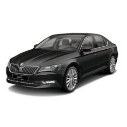 CAR-BAGS Reistassenset Skoda Superb (2008 - 2015)