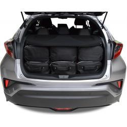 CAR-BAGS Reistassenset Toyota C-HR (Vanaf 2017)