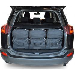 CAR-BAGS Reistassenset Toyota RAV4 (Vanaf 2013)
