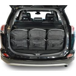 CAR-BAGS Reistassenset Toyota RAV4 Hybrid (Vanaf 2013)