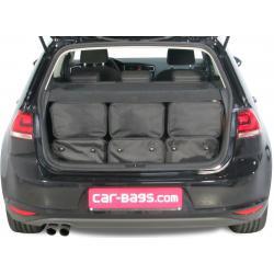 CAR-BAGS Reistassenset Volkswagen Golf 7 (Vanaf 2012)