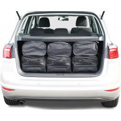 CAR-BAGS Reistassenset Volkswagen Golf 7 Sportsvan (Vanaf 2014)