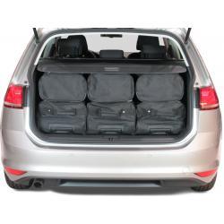 CAR-BAGS Reistassenset Volkswagen Golf 7 (Vanaf 2013)