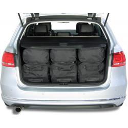 CAR-BAGS Reistassenset Volkswagen Passat Variant (2010 - 2014)