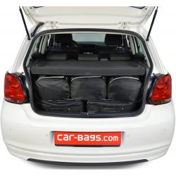 CAR-BAGS Reistassenset Volkswagen Polo 5 (2009 - 2017) L
