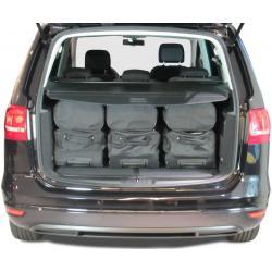 CAR-BAGS Reistassenset Volkswagen Sharan (Vanaf 2010)
