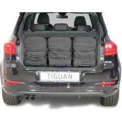 CAR-BAGS Reistassenset Volkswagen Tiguan (2007 - 2015) 300 Liter