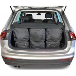 CAR-BAGS Reistassenset Volkswagen Tiguan (2007 - 2015) 400 Liter