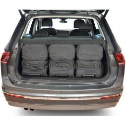 CAR-BAGS Reistassenset Volkswagen Tiguan (Vanaf 2015) 300 Liter