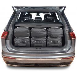 CAR-BAGS Reistassenset Volkswagen Tiguan Allspace (Vanaf 2017) 5-Zits