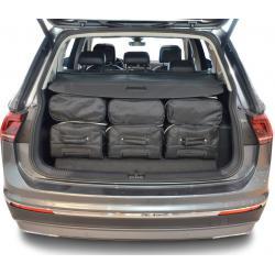 CAR-BAGS Reistassenset Volkswagen Tiguan Allspace (Vanaf 2017) 7-Zits