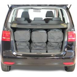 CAR-BAGS Reistassenset Volkswagen Touran (2010 - 2015)