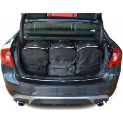 CAR-BAGS Reistassenset Volvo S60 (Vanaf 2010)