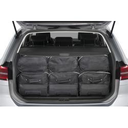 CAR-BAGS Reistassenset Volvo V50 (2004 - 2012)