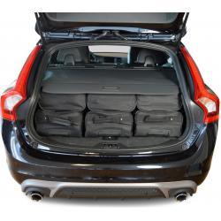 CAR-BAGS Reistassenset Volvo V60 (Vanaf 2010)