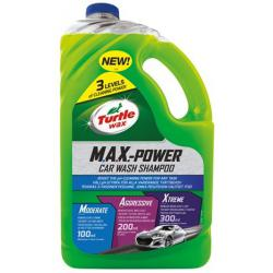 Turtle Wax MAX Power Out Shampoo (3 Liter)