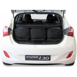 CAR-BAGS Reistassenset Hyundai i30 (2008 - 2012)