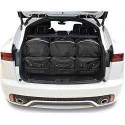 CAR-BAGS Reistassenset Jaguar F-Pace (Vanaf 2016)