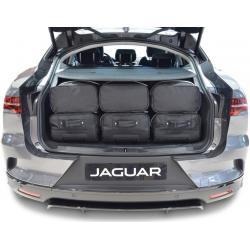 CAR-BAGS Reistassenset Jaguar I-Pace (Vanaf 2018)