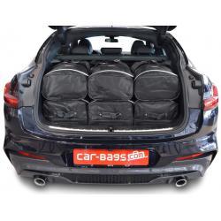 CAR-BAGS Reistassenset BMW X4 (Vanaf 2018)