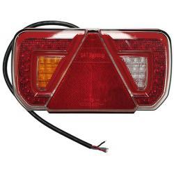 TP Achterlicht LED Multifunctioneel Compleet 12/24 Volt (030) LINKS