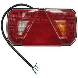 TP Achterlicht LED Multifunctioneel Compleet 12/24 Volt (031) RECHTS