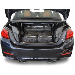 CAR-BAGS Reistassenset BMW 4 Serie Cabrio (Vanaf 2014)