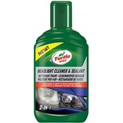 Turtle Wax Headlight Cleaner & Sealant (300 ML)