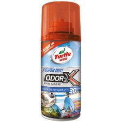 Turtle Wax Power Out Odor-X Blast Caribean