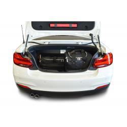 CAR-BAGS Reistassenset BMW 2 Serie Cabrio (Vanaf 2014)