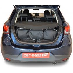 CAR-BAGS Reistassenset Mazda 2 (Vanaf 2014)