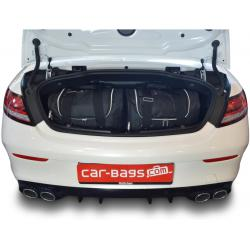 CAR-BAGS Reistassenset Mercedes-Benz C-Klasse Cabrio (Vanaf 2016)