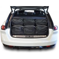 CAR-BAGS Reistassenset Peugeot 508 II SW (Vanaf 2019)