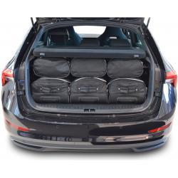 CAR-BAGS Reistassenset Skoda Scala Laadvloer Hoog (Vanaf 2018)