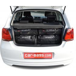 CAR-BAGS Reistassenset Volkswagen Polo 5 (2009 - 2017) 200 Liter