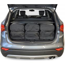CAR-BAGS Reistassenset Hyundai Sante Fe (Vanaf 2012)