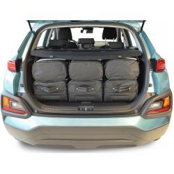 CAR-BAGS Reistassenset Hyundai Kona (Vanaf 2017)