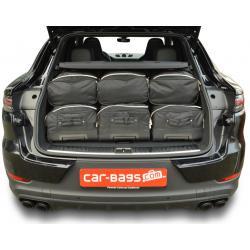 CAR-BAGS Reistassenset Porsche Cayenne Coupe (Vanaf 2019)
