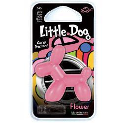 Little Dog 3D Flower