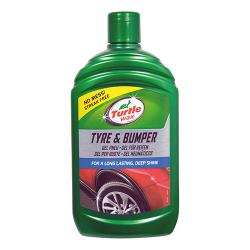 Turtle Wax Green Line Tyre & Bumper Gel (500 ML)