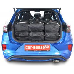 CAR-BAGS Reistassenset Ford Puma - Laadvloer Laag (Vanaf 2019)