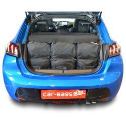 CAR-BAGS Reistassenset Peugeot 208 (Vanaf 2019)