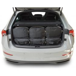 CAR-BAGS Reistassenset Skoda Scala Laadvloer Laag (Vanaf 2018)